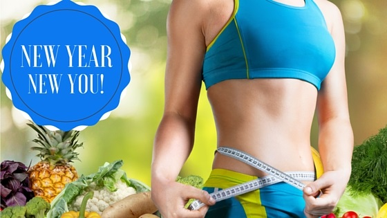 New Year, New You! Revolutionize your body in 16 days….