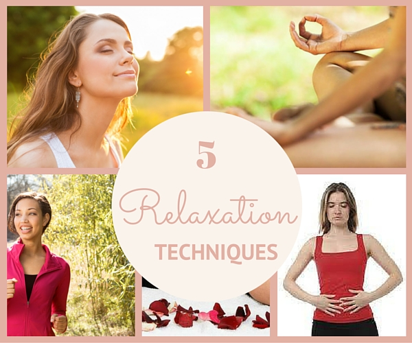 5 Relaxation Techniques to Reduce Stress