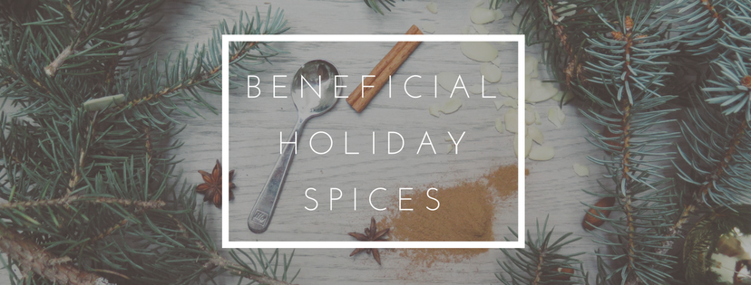 Beneficial Holiday Spices…Awesome For The Holiday Season!