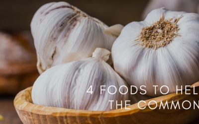 4 Foods To Help You Beat The Common Cold