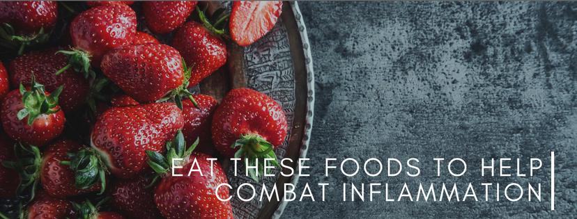 5 Foods to Relieve Your Inflammation