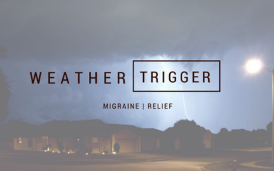 What Happens When the Weather is Bad  and that Bad Weather Triggers a Migraine?
