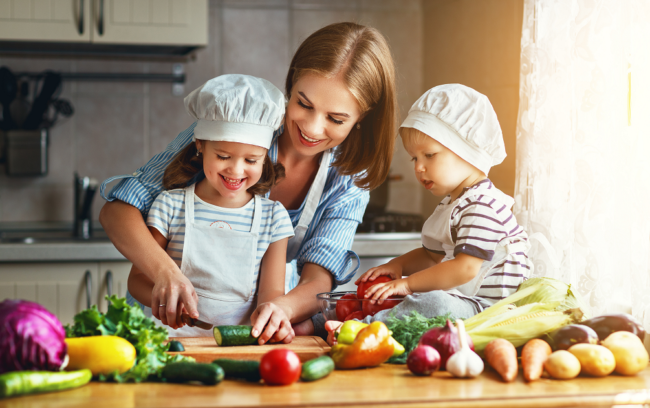 How to Batch Cook to Eat Healthy