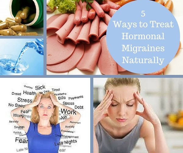 How To Treat Hormonal Headaches Naturally